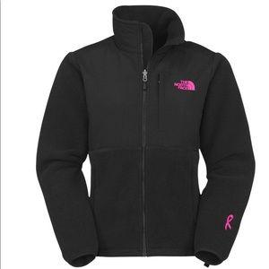 North face Denali jacket. Medium pink